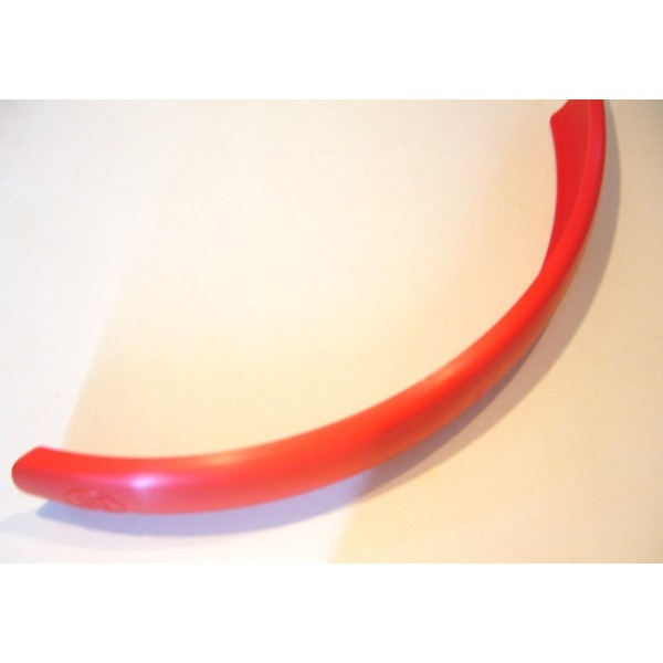 Montesa Cota front red mudguard with logo as original