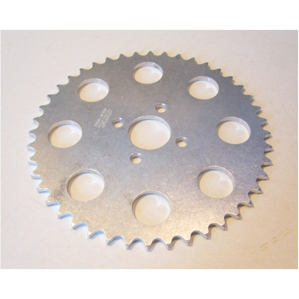 Ossa aluminium rear sprocket  44T link size 520 (to be used with the special spacer)
