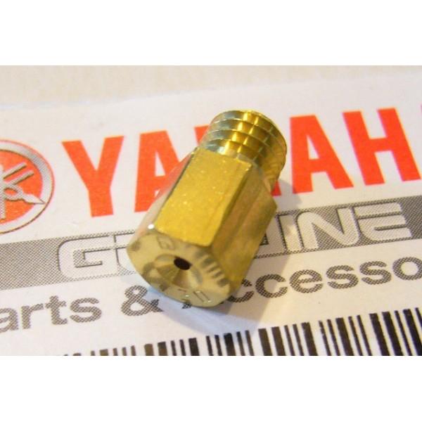 Yamaha TY 125 to 250 twinshock Mikuni main jet