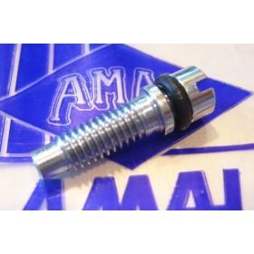 AMAL Throttle stop screw