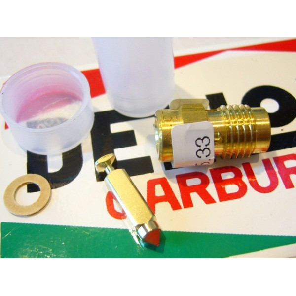 Dellorto PHBL valve seat assembly