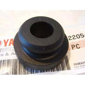 Yamaha TY bi amortisseurs caoutchouc de protection de réservoir (arrière)