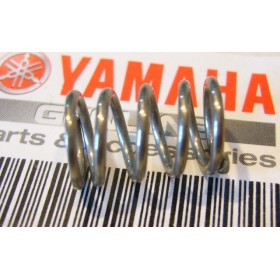YAMAHA 125 to 250 Screw Throttle down spring