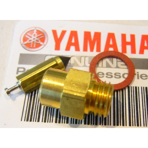 Yamaha TY 59N  valve seat assembly
