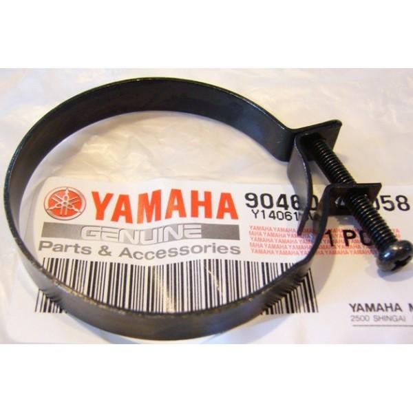 YAMAHA 125 to 250 clamp, hose