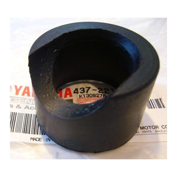 Yamaha TY 125 à 250 tampons caoutchouc de protection du bras oscillant