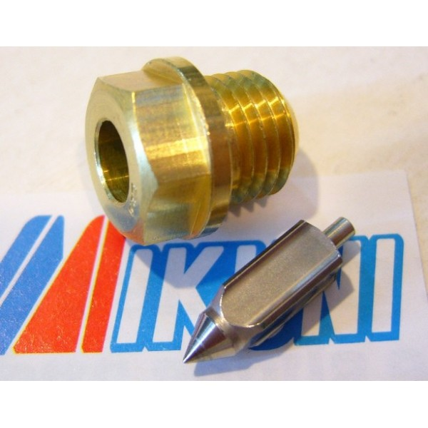 Mikuni VM26 valve seat assembly