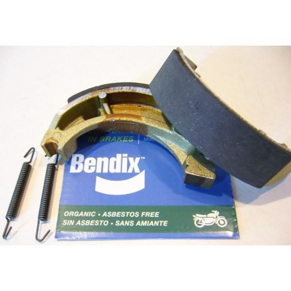 HONDA TLS garnitures de freins 110mm
