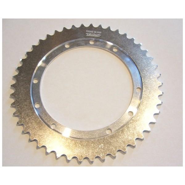 Bultaco couronne Alu diam int 146 mm 46 dents en 520