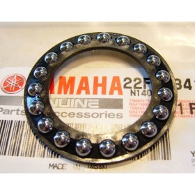 Yamaha TY 50, 80, 125, 175 & 250 steering balls bearing set (Up)
