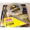 FANTIC 300 Kit chaîne complet