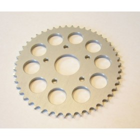 FANTIC 125 TX250 rear sprocket 53 T link size 428