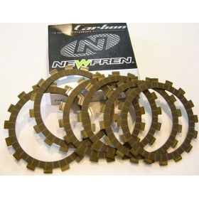 Yamaha 250 monoshock 6 clutch friction disk