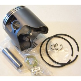 Ossa piston with clips, pin & rings diam 72.50mm