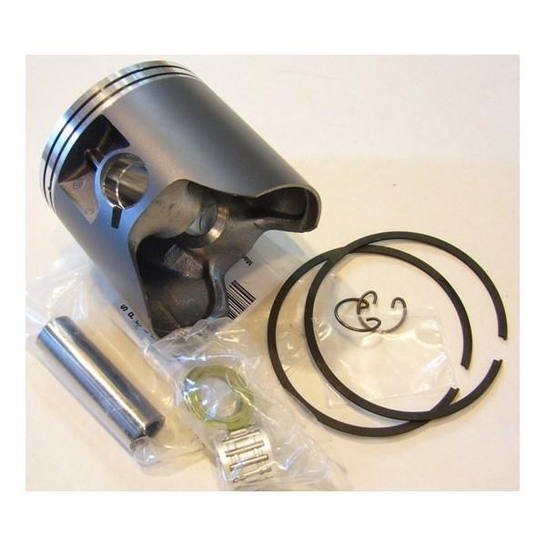 Ossa piston complet avec axe, clips & segments diam 72,50 mm
