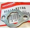 HONDA 125 à 250 TLS & TLR plaque fixation pignon de sortie de boite
