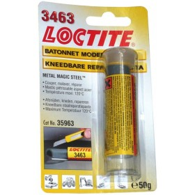 Loctite epoxy putty for metal repair