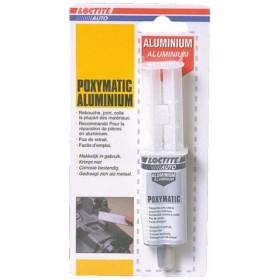 Loctite epoxy putty for Aluminium parts repair