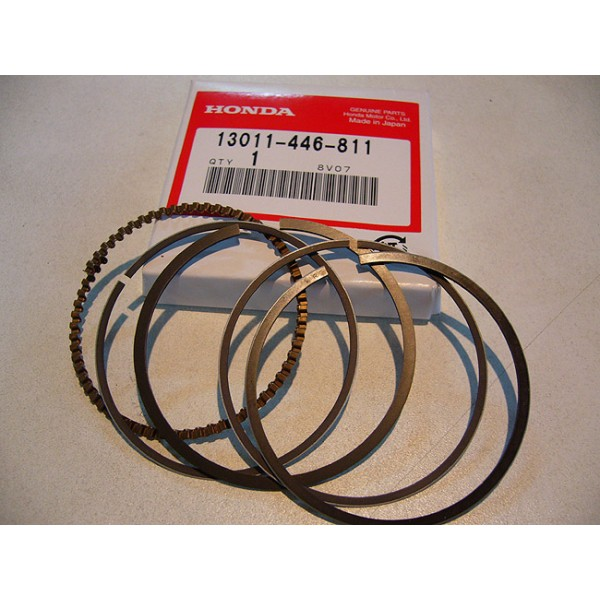HONDA 200 TLR rings set 65.50mm