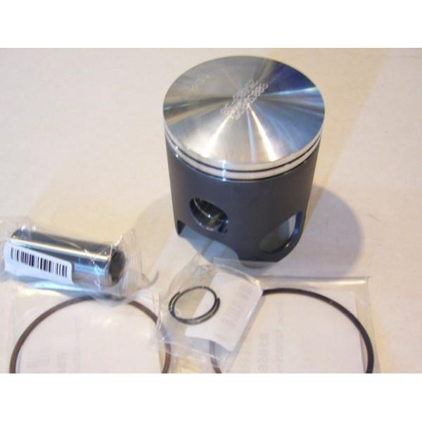 Yamaha 175  piston kit with  clips, pin & rings diam 66.5mm