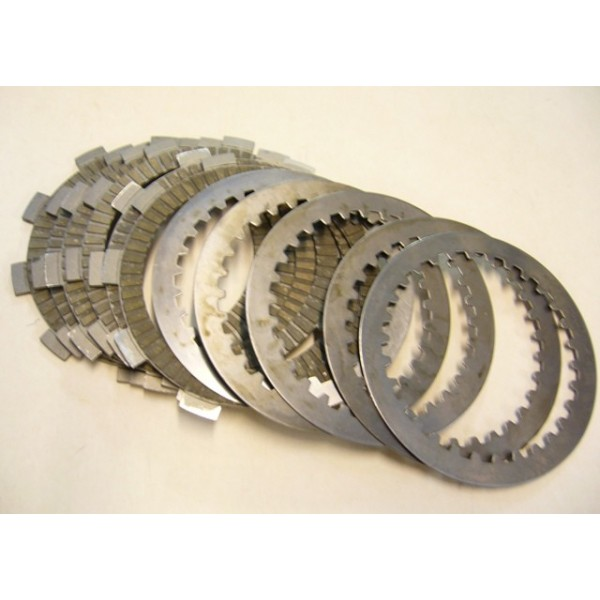 FANTIC 125 and 240 clutch plates complete