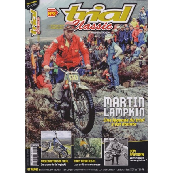TRIAL MAGAZINE special classic issue 2015
