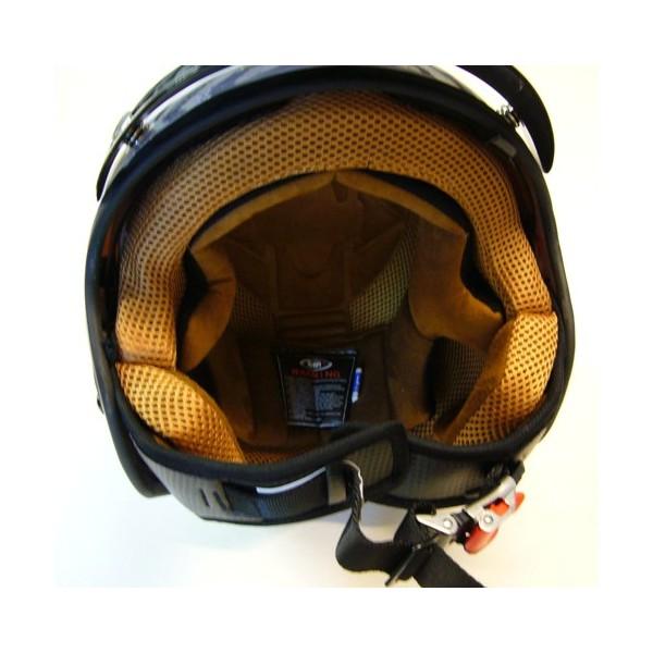 Vintage type Trial Helmet size M