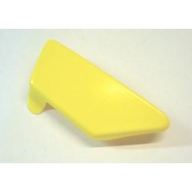 YAMAHA TY 80 MINI Cache latéral jaune