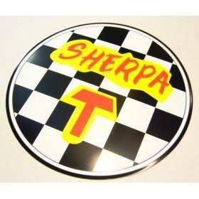 Plaque décorative SHERPA T