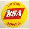 Plaque décorative BSA