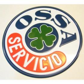 Plaque décorative OSSA