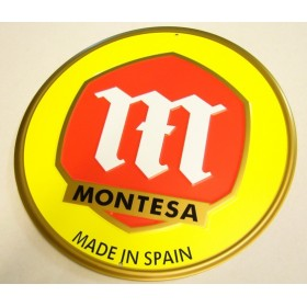 Aluminim MONTESA Plate