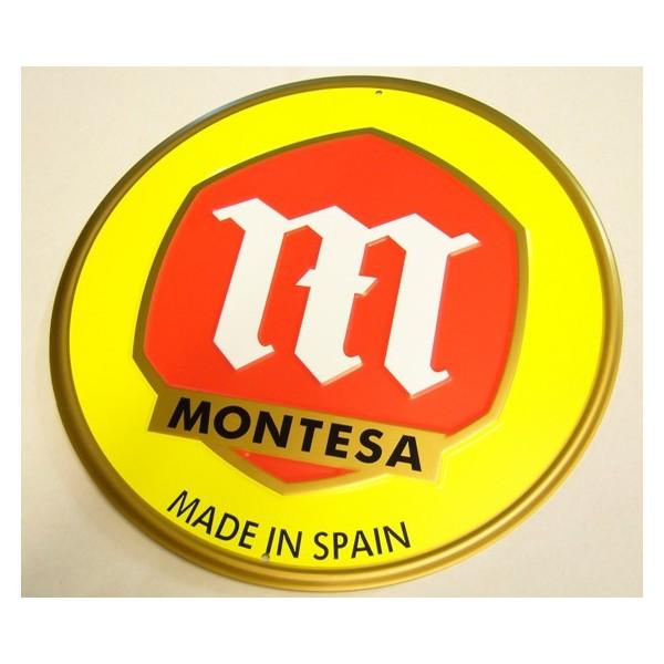 Plaque décorative MONTESA