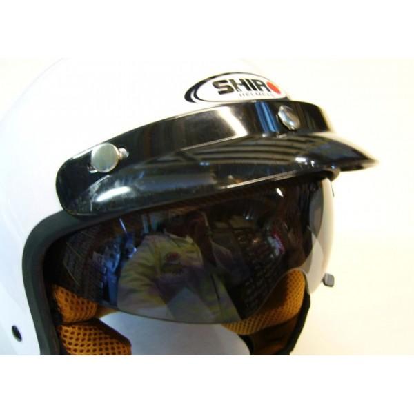 Vintage type Trial Helmet size S
