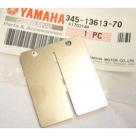 Yamaha TY 50, 80, 125 à 175 lame de clapets ( Prix unitaire)