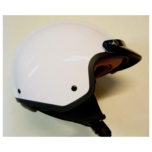 Vintage type Trial Helmet size L