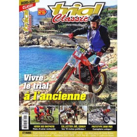 TRIAL MAGAZINE special classic issue 2017