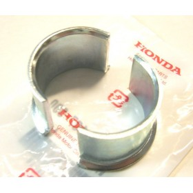 HONDA TLR 200 Front exhaust pipe fixing flange (pair)