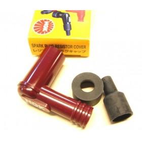 Spark plug resistor cover NGK