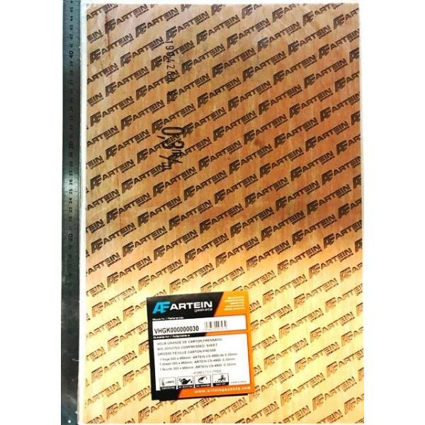 Gasket sheet 45cm x 30cm thickness 0.30mm