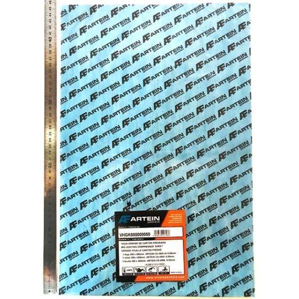 Gasket sheet 45cm x 30cm thickness 0.50mm
