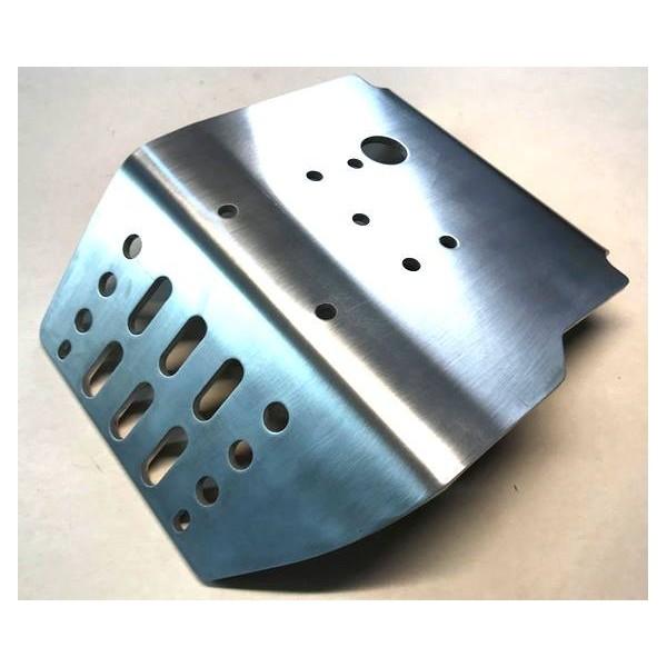 FANTIC 301 & 301 bash plate alloy