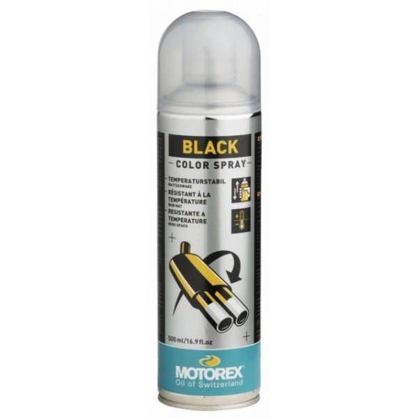 Grande Bombe peinture noire haute température