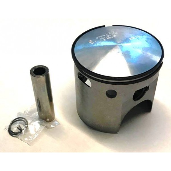 Montesa 349 piston  with pin, clips and rings diam 83.40 mm