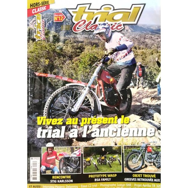 TRIAL MAGAZINE special classic issue 2020