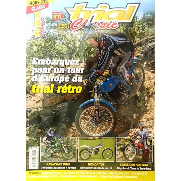 TRIAL MAGAZINE special classic issue 2019
