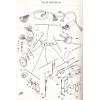 Yamaha TY 50 à 250 bi & mono Vis de fixation diode redresseuse