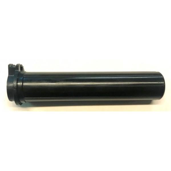 Tube de poignée de gaz (tirage long 28 mm / 124°)