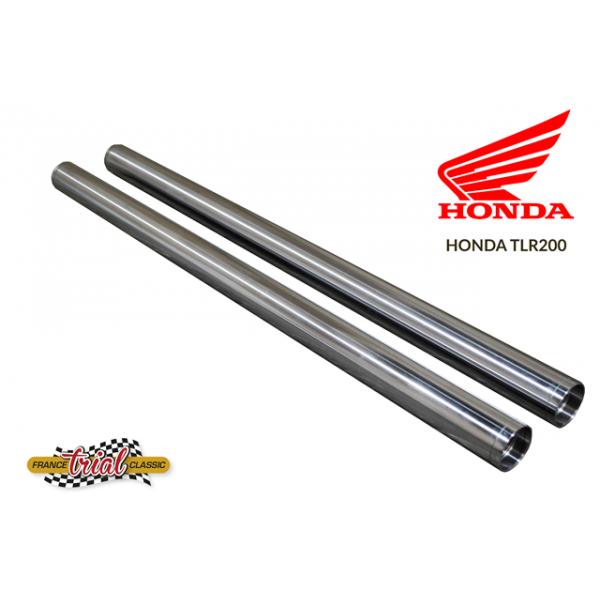 Honda TLR 200 Front fork tubes