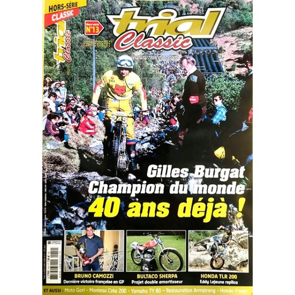 TRIAL MAGAZINE special classic issue 2021